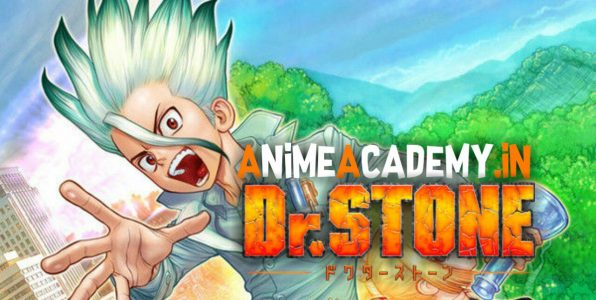 Dr. Stone Hindi Subbed [Completed]