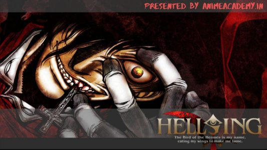 Hellsing ultimate Hindi subbed [Complete]