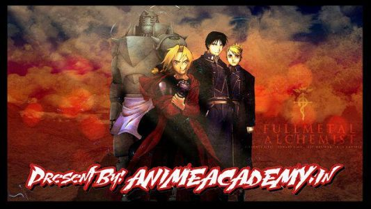 Fullmetal Alchemist: Brotherhood Hindi Subbed [02/64]