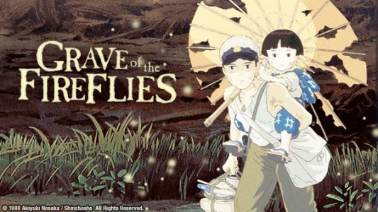Grave Of The Fireflies Movie[Hindi Dubbed]